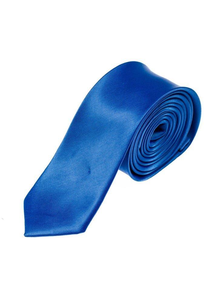 La cravate élégante pour homme bleue Bolf K001