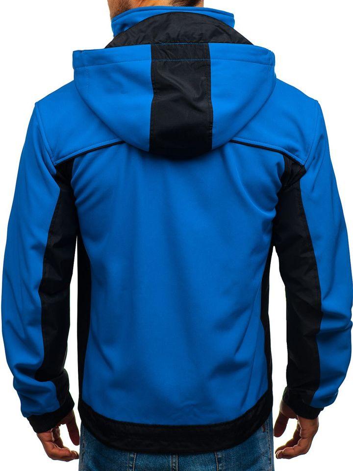Softshell Le 2339 Blouson Homme Pour Bolf Bleu v8ONn0myw