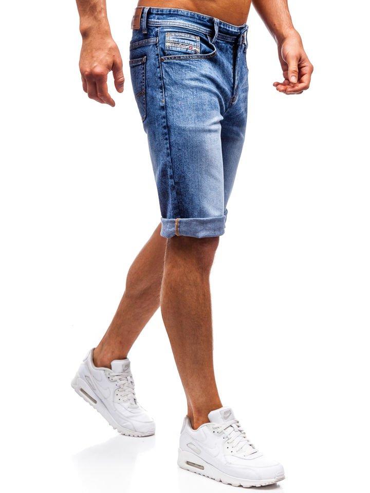 BOLF La Pantalon Court pour Homme Mix 7G7
