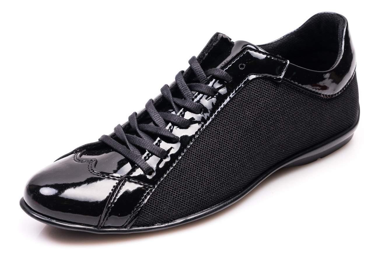Bolf 501 noir Les chaussures homme pour basses CedBox